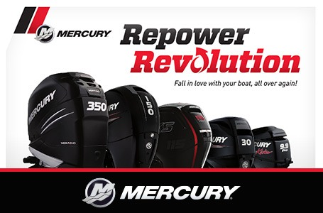 mercury repower